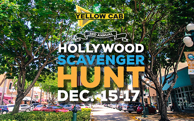 Hollywood Scavenger Hunt