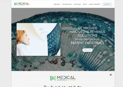 Medical Accounts Systems