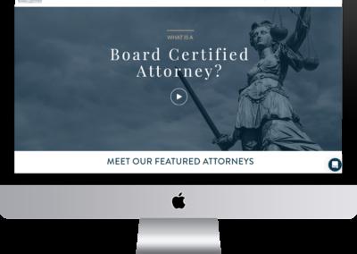Board Certified Attorneys